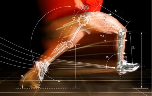 Factores biomecánicos en la carrera.